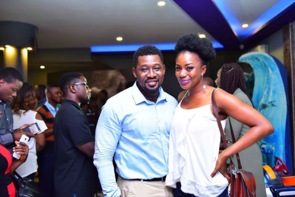 "Daniel K. Daniel, Kiki Omeli, Wole Ojo, Deyemi Okanlawon & more attend the Screening of ""Something Wicked"" in Lagos 
