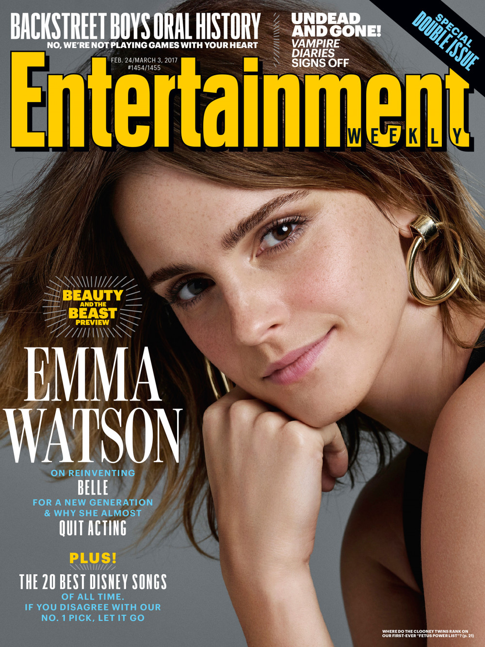 beauty and the beast star emma watson covers