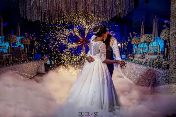 Scintillating Photos from Toyosi & Wole's FREE Valentine's Day Wedding courtesy of WED EXPO!