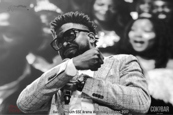 Uloma Ezirim: My Experience at the Basketmouth Show in London