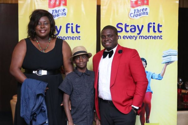 Friesland Campina WAMCO fetes couples - Brand Spur