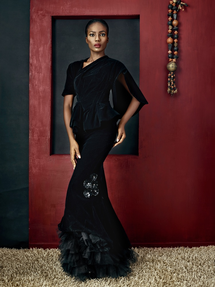 Womenswear Designer Lanre Dasilva Ajayi Unveils A New