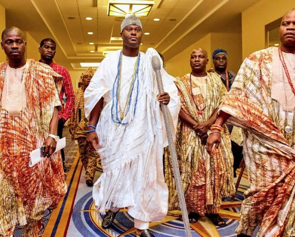 I Practice All The Religions - Ooni of Ife
