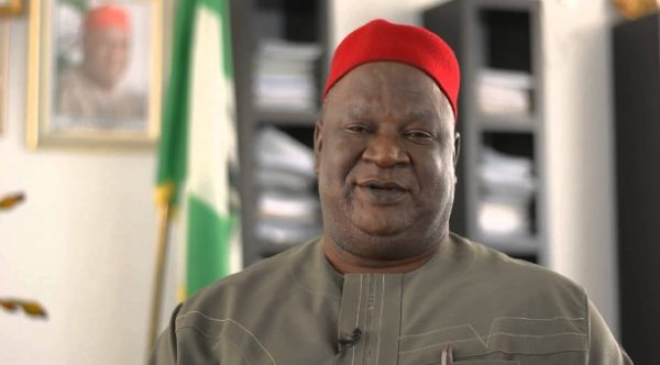 Anyim Pius Anyim reportedly in EFCC Custody - BellaNaija