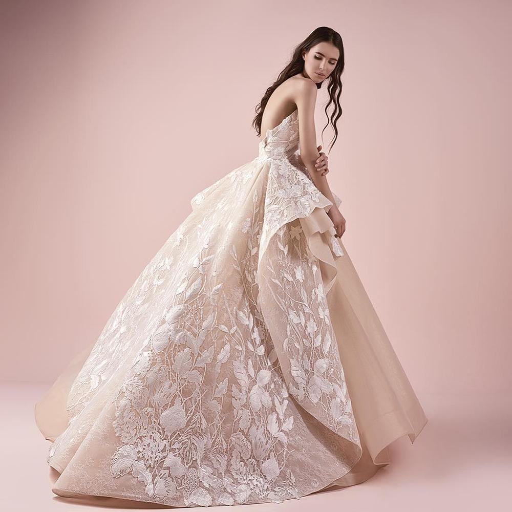 Saiid Kobeisy Presents New Bridal Couture Spring Summer 17