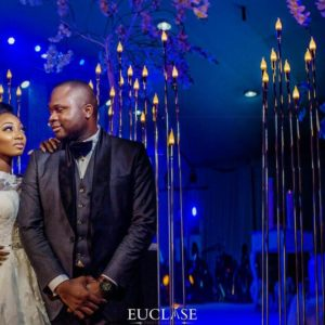 Magical Moments from Toyosi & Wole's #FromPariswithLove17 themed Wedding | WED EXPO