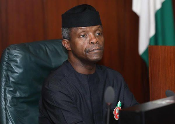 CAN replies Osinbajo, insists there's plot to 'Islamise' Nigeria