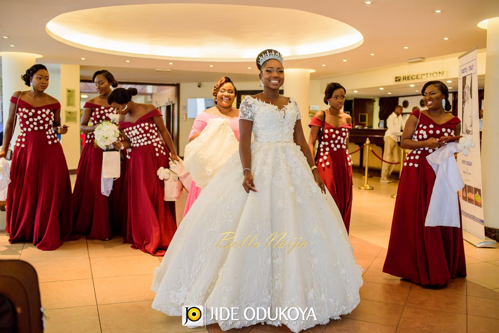 Bella Naija Wedding Dresses 2017