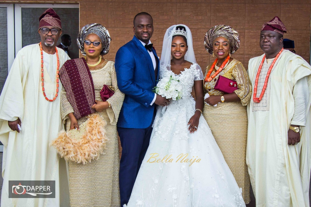 Bella Naija Uche Pedro's sister, Stephanie Eze weds (See ...