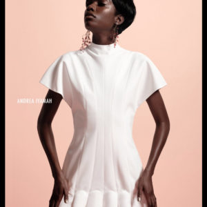 31d5dffdce14 Andrea Iyamah has presented her Spring Summer 2017 collection lookbook