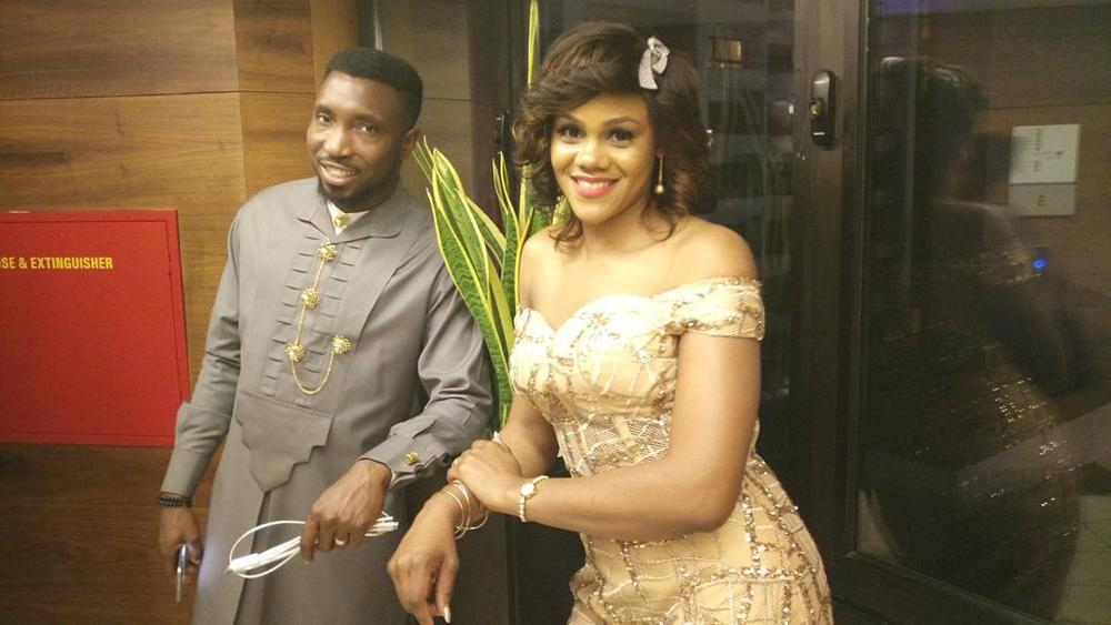 """""""It's just lovely to be able to share a piece of who we are together to the world"""" – Busola Dakolo speaks on being featured in her husband's videos"""