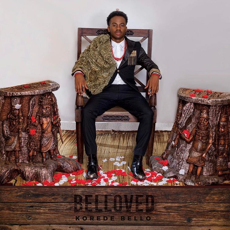 """The """"Belloved"""" is out now! You can Download Korede Bello's Debut Album for FREE"""