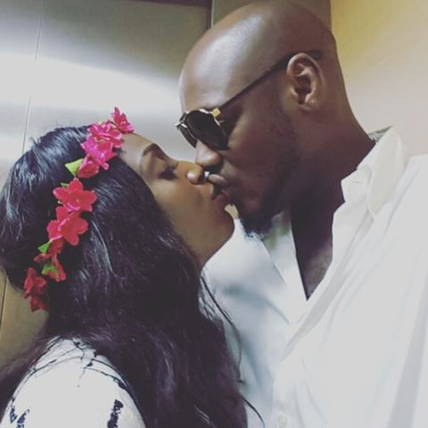 Thank You For Accepting Me The Way I Am 2baba Praises Wife Annie