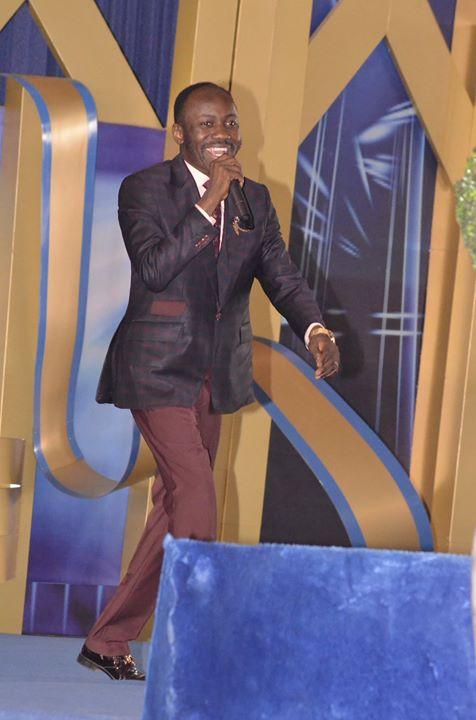 Apostle Suleman preaches against Herdsmen Killings | WATCH - BellaNaija