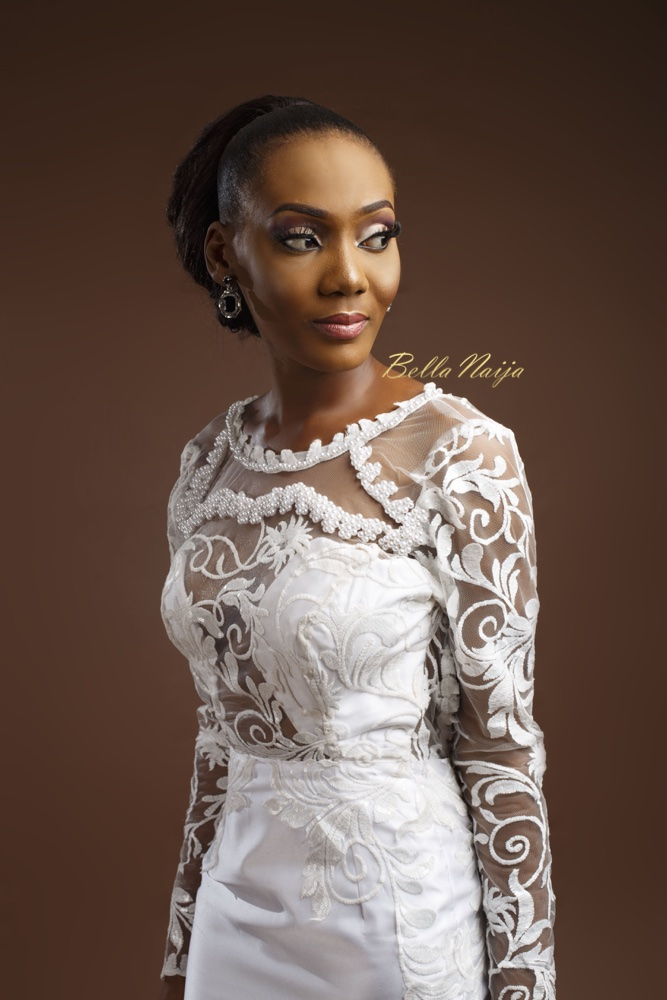 BN Bridal: Inspired by Swans, See the Igolo Collection by ...