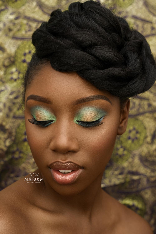 BN Bridal Beauty: Bold Monochromes! Joy Adenuga Serves Up