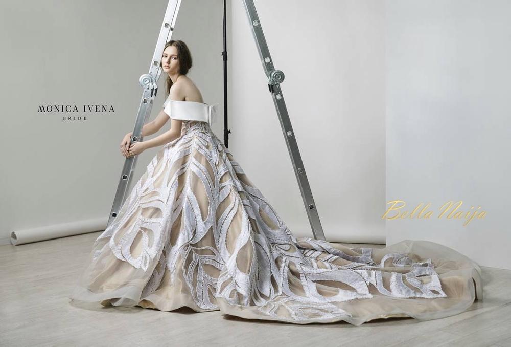BN Bridal: The Monica Ivena Whimsical Bridal Lookbook