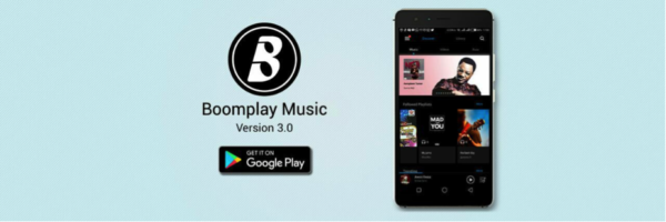 Africa's Most Downloaded Music App & the First Music Service to go Social, Boomplay releases New Version with Sleek User Interface