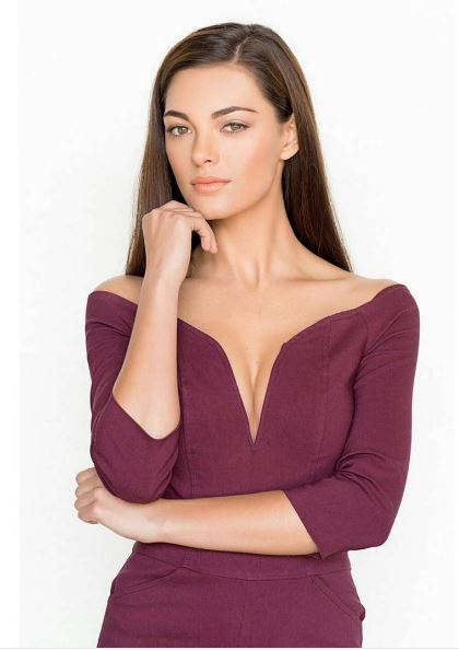 Demi-Leigh Nel-Peters  - MISS UNIVERSE 2017 - Official Thread  Demi-Leigh-Nel-Peters-2