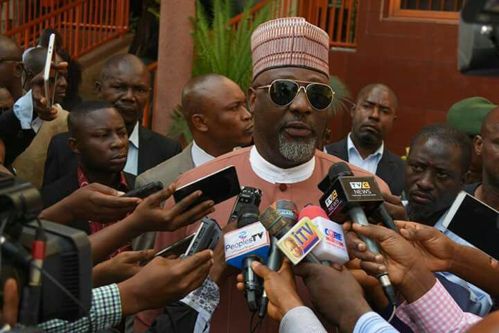 INEC wasting precious time - Senate Against Dino Melaye Recall