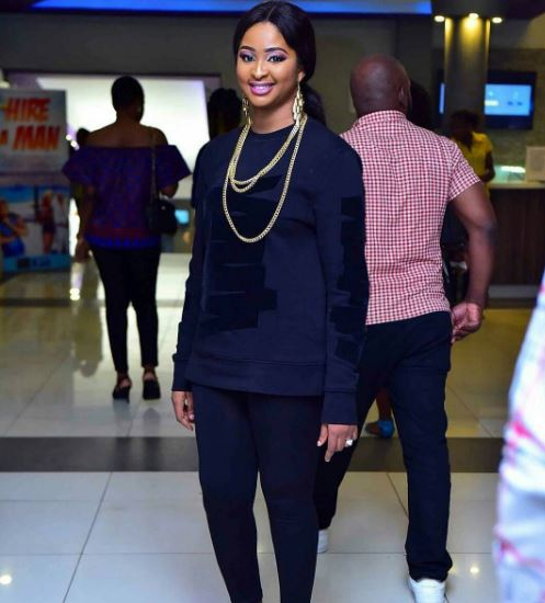 Comedian & Actress Etinosa Idemudia wants her Ex-Husband to Stop Threatening Her