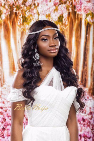 Bn Bridal Beauty Joy Adenuga Shares Amazing White Wedding