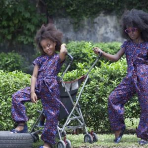 Aren't Kids Just So Adorable? Dress Your Mini Me in Stunning Ankara Pieces by Tamigirl Kids