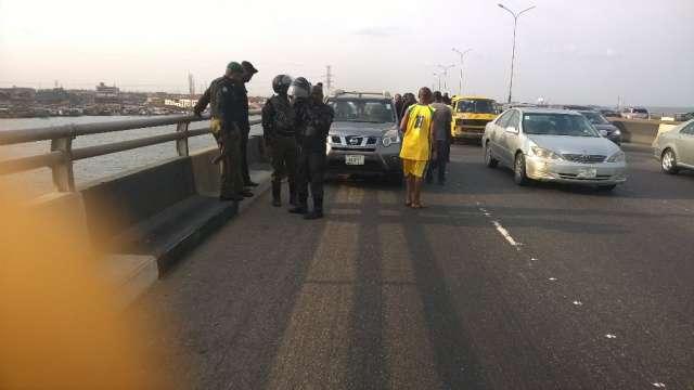 Image result for Jump Into Third Mainland Bridge