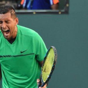 Indian Wells: Nick Kyrgios stuns Novak Djokovic again, Roger Federer eases past Rafael Nadal