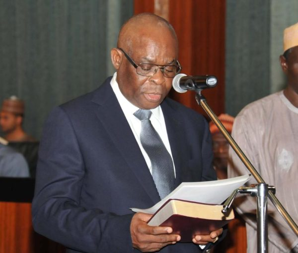 Onnoghen sues Federal Government over Suspension | BellaNaija