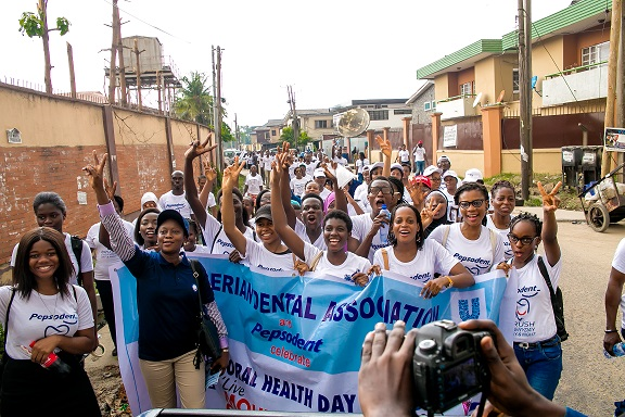 Unilever Ghana observes World Oral Health Day