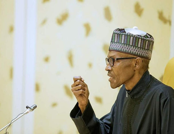 Traditional Medicine Practitioners say they can treat President Buhari