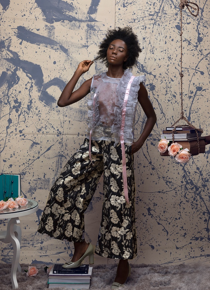 Wanger Ayu Celebrates the Unapologetic Woman in New AW '17 Collection 'BRAVE'