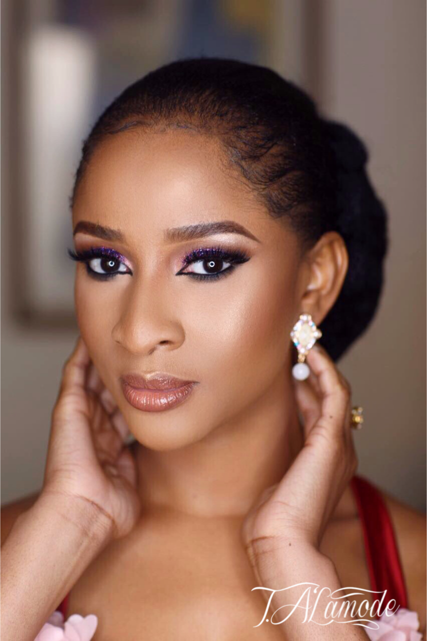 BN Beauty & the Beat: Flawless Beauty Looks from African Magic Viewers' Choice Awards | #AMVCA2017
