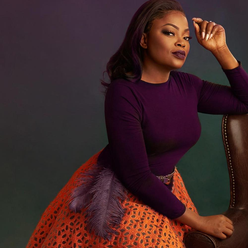 Quot Grown Amp Sexy Quot Funke Akindele Bello S Cover Photos For
