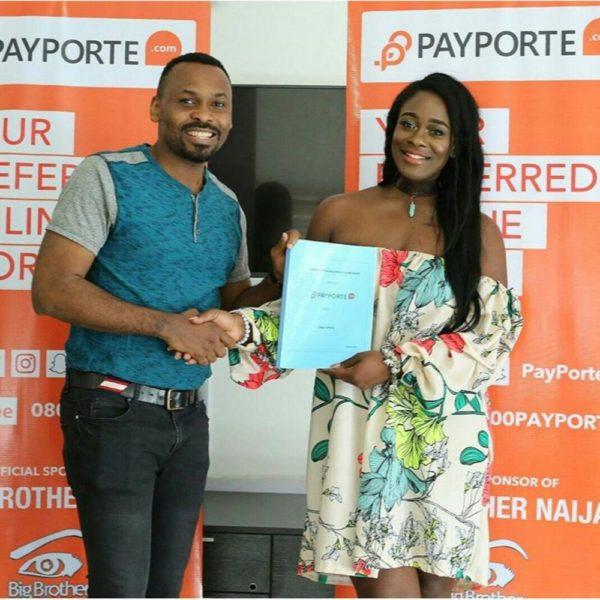 #BBNaija: Former Housemate Uriel announced as Payporte Fashion Ambassador
