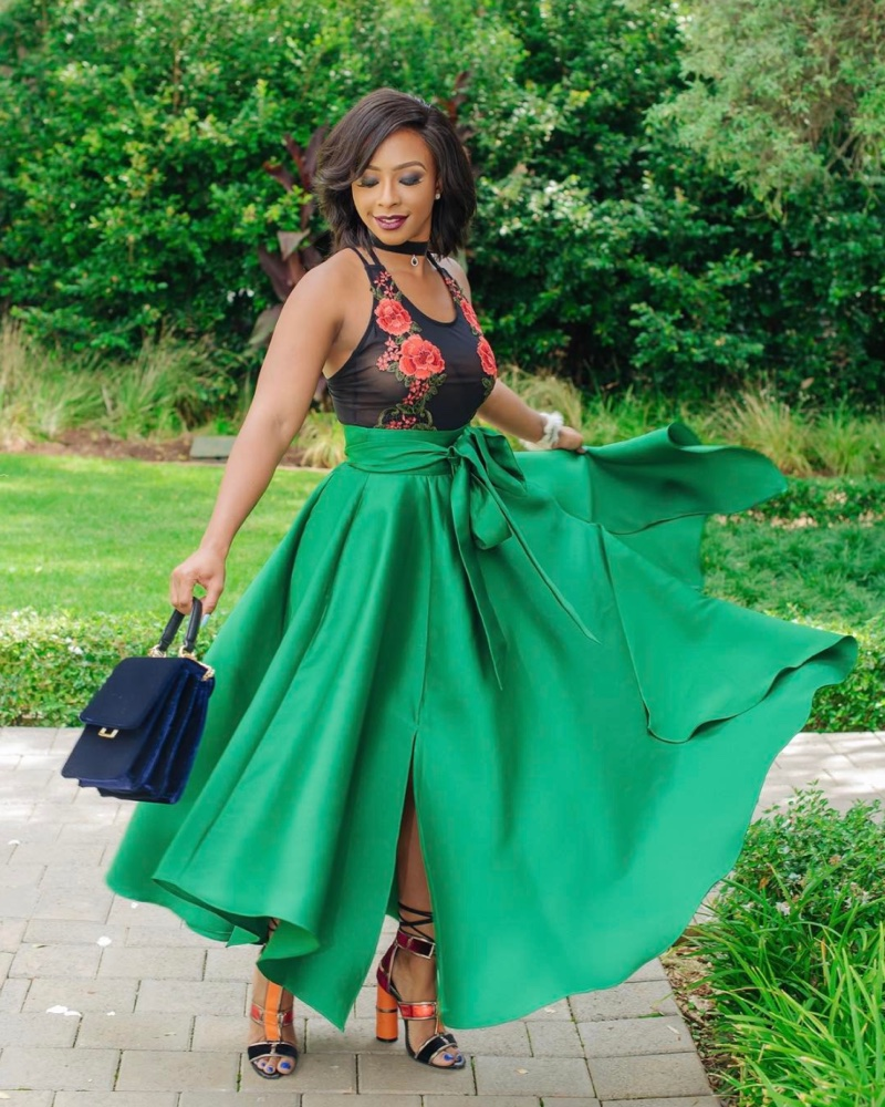 Happy Birthday To Actress Tv Host Amp Our South African