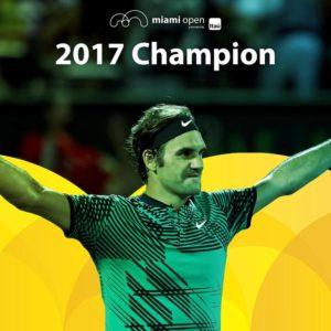 Roger Federer defeats Rafael Nadal to win 2017 Miami Open