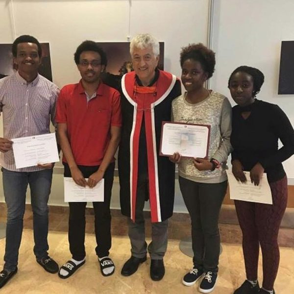 Winning! Four Nigerian Students awarded Merit Scholarships in Turkey