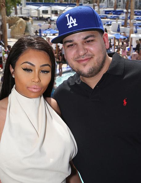 Rob Kardashian sues Blac Chyna for Assault - BellaNaija