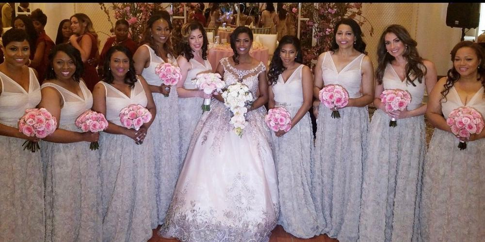 Omarosa Manigault Gets Married To Her Beau Pastor John Allen Newman