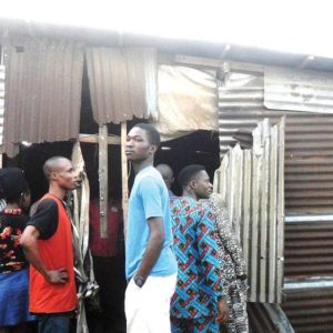 Calabar Viewing Centre Accident