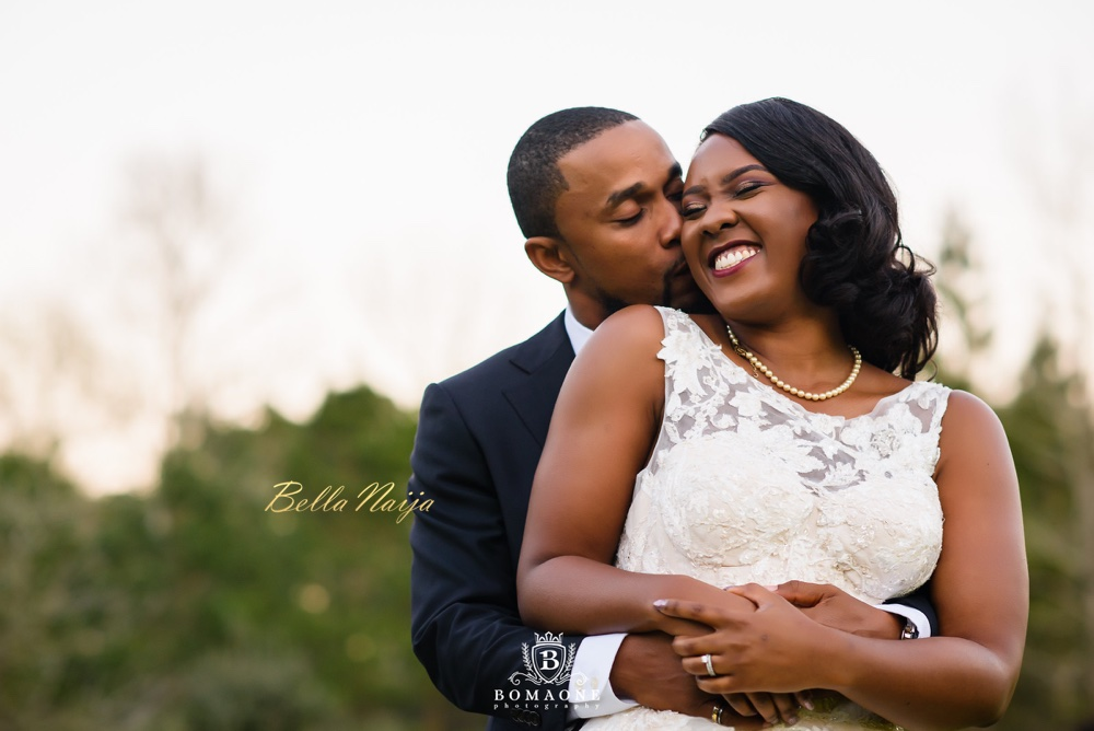 I Saw His Pictures On Facebook So I Told Our Mutual Friend I Was Interested In Him -  Biodun & Ijeoma's Amazing & Beautiful Love Story, Pre- Wedding  And Wedding Pictures