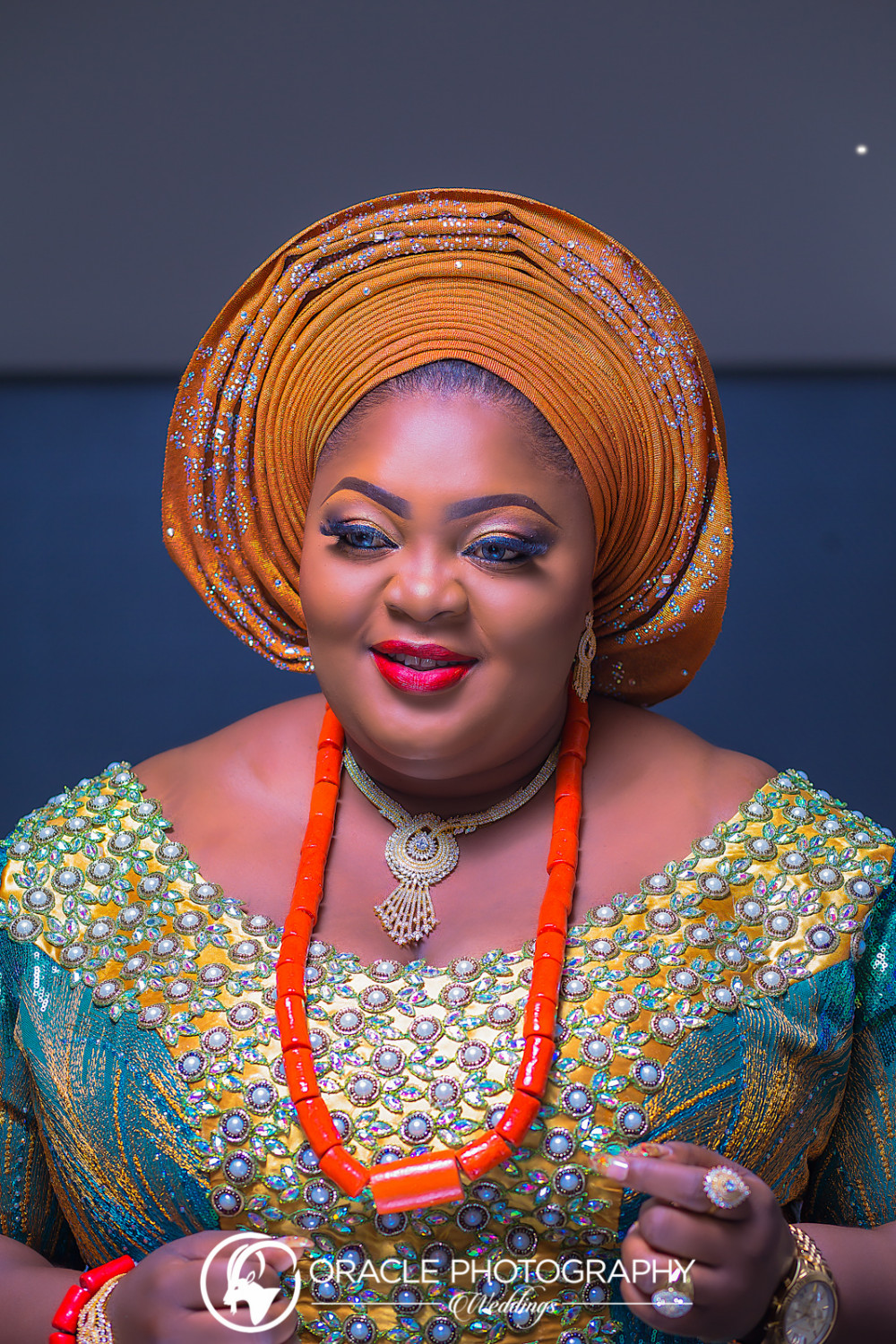 Fashion: Actress Eniola Badmus' Fab Look for her Dad's Burial Party