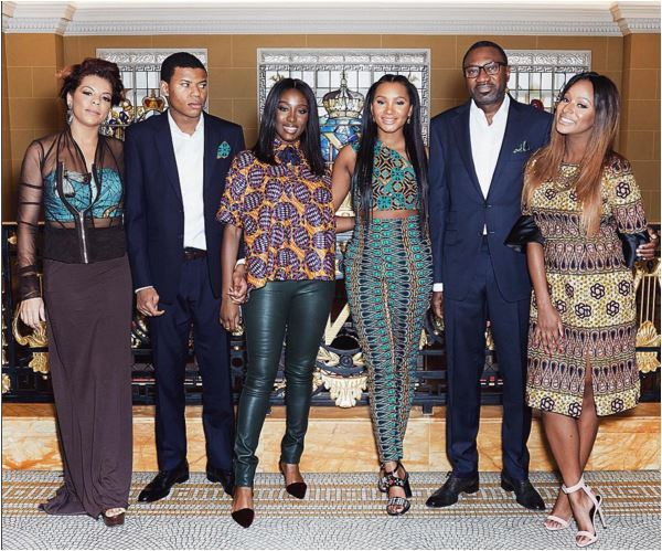 Image result for Temi Otedola Talks About Her Autistic Brother