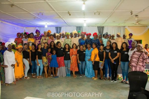 Her network easter event treats over 100 widows to an amazing time her network easter event treats over 100 widows to an amazing time with health check ups gifts business tips many more freebies negle Image collections