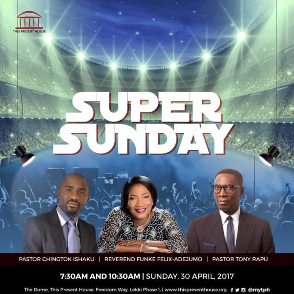 Super Sunday This Present House BellaNaija