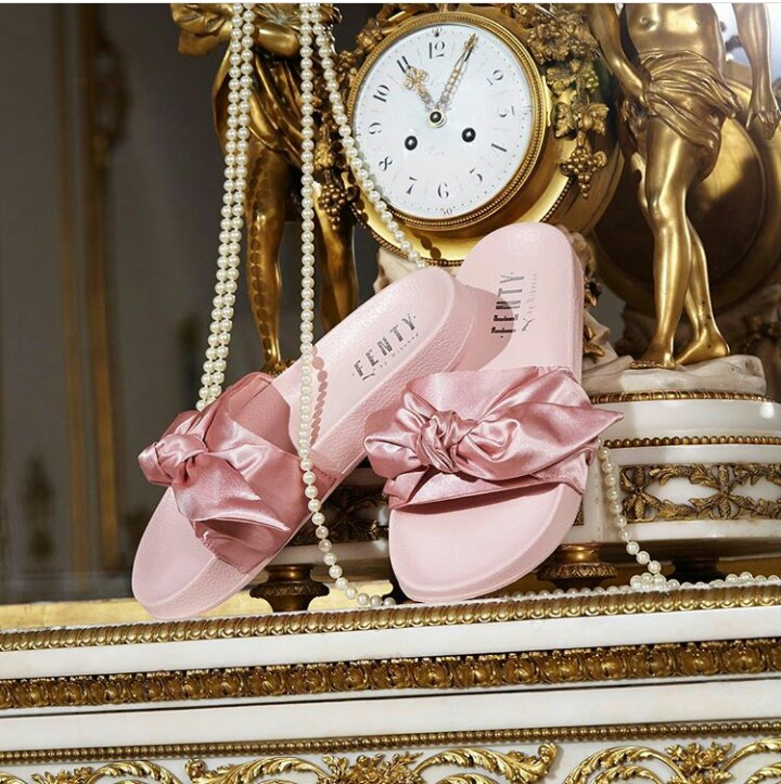 Forever 21 Accused of Ripping off Rihanna's FentyxPuma Slides
