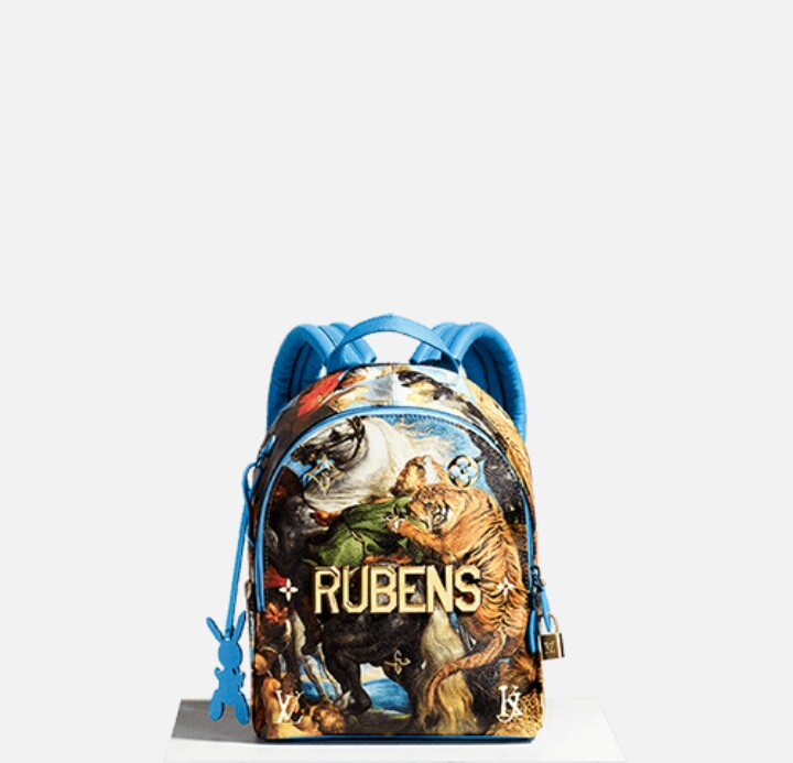 Louis Vuitton collaborates with Jeff Koons