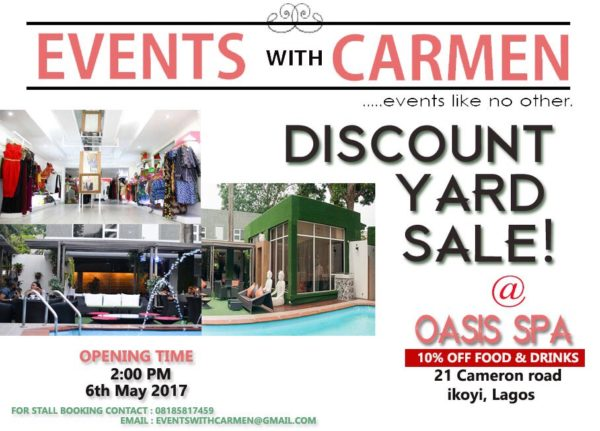 Events with Carmen BellaNaija